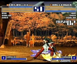 The King of Fighters 2002 & 2003 Chat