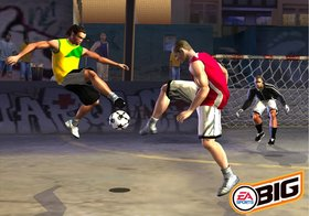 FIFA Street Screenshot from Shacknews