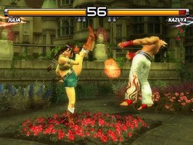 Tekken 5 Screenshot from Shacknews