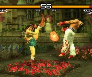 Tekken 5 Files