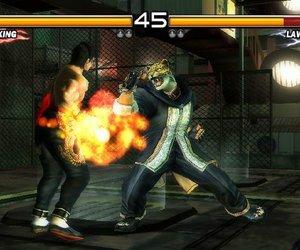 Tekken 5 Chat