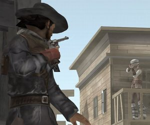 Red Dead Revolver Screenshots