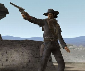 Red Dead Revolver Screenshots