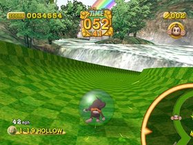 Super Monkey Ball Deluxe Screenshot from Shacknews