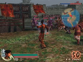 Dynasty Warriors 5 Screenshot from Shacknews