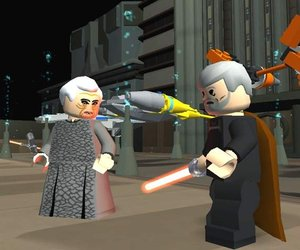 LEGO Star Wars Chat
