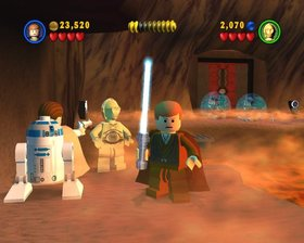 LEGO Star Wars Screenshot from Shacknews