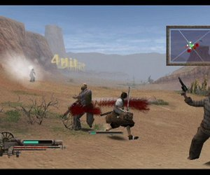 Samurai Western Chat