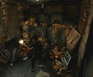Resident Evil Outbreak File #2 Screenshots