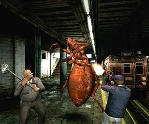 Resident Evil Outbreak File #2 Files