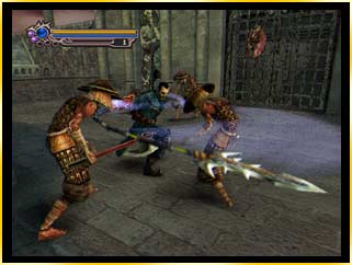 Onimusha 3: Demon Siege Screenshots
