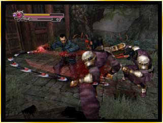 Onimusha 3: Demon Siege Chat