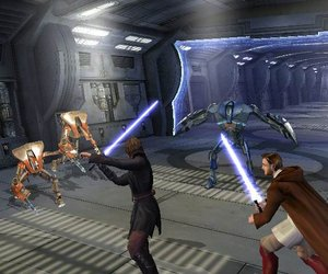 Star Wars Episode III: Revenge of the Sith Screenshots
