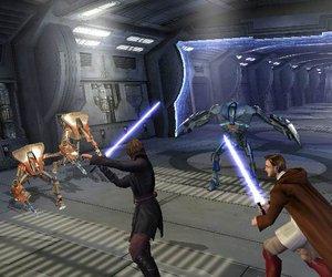 Star Wars Episode III: Revenge of the Sith Screenshots