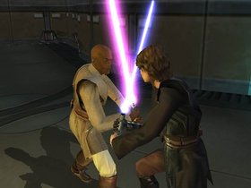Star Wars Episode III: Revenge of the Sith Screenshot from Shacknews