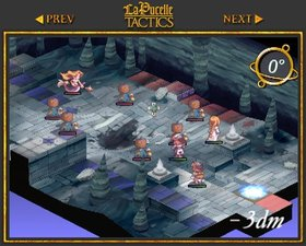 La Pucelle Tactics Screenshot from Shacknews