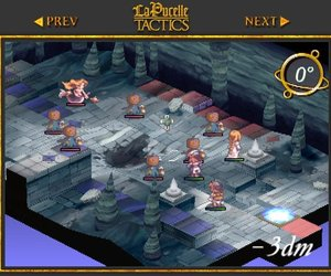 La Pucelle: Tactics Screenshots