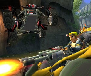 Jak X: Combat Racing Screenshots