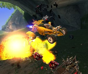 Jak X: Combat Racing Files