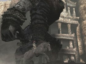 Shadow of the Colossus Screenshot from Shacknews