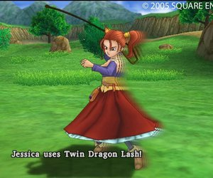 Dragon Quest VIII: Journey of the Cursed King Screenshots
