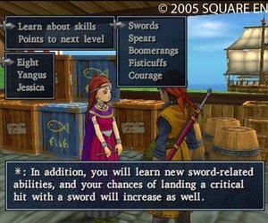 Dragon Quest VIII: Journey of the Cursed King Files