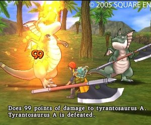 Dragon Quest VIII: Journey of the Cursed King Videos