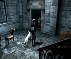 Haunting Ground Screenshots