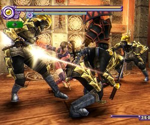 Onimusha: Dawn of Dreams Screenshots