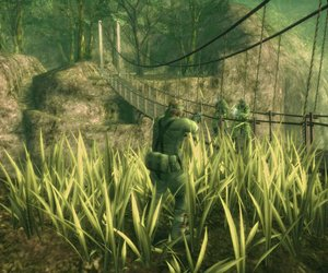 Metal Gear Solid 3: Subsistence Files