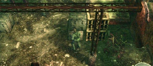 Metal Gear Solid 3: Subsistence News