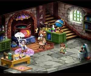 Atelier Iris 2: The Azoth of Destiny Screenshots