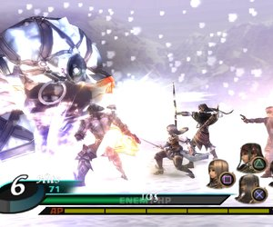 Valkyrie Profile 2: Silmeria Screenshots