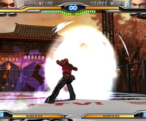 The King of Fighters 2006 Chat