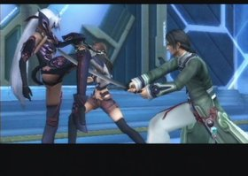 Xenosaga III Screenshot from Shacknews
