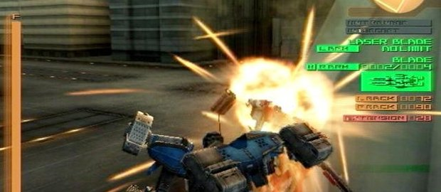 Armored Core: Last Raven News