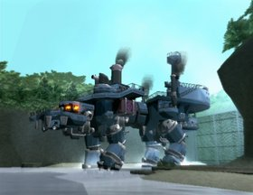 Steambot Chronicles Screenshot from Shacknews