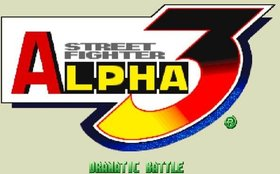 Street Fighter Alpha Anthology Screenshot from Shacknews