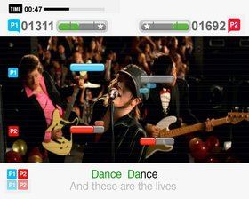 SingStar Rocks! Screenshot from Shacknews