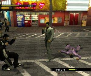 Yakuza Screenshots