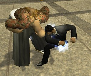 Yakuza Screenshots