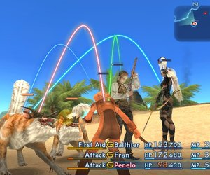 Final Fantasy XII Screenshots