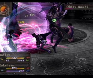 Shin Megami Tensei: Devil Summoner - Raidou Kuzunoha vs. the Soulless Army Screenshots