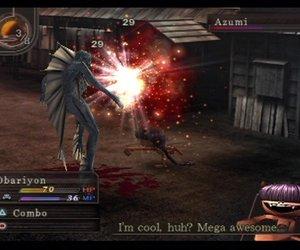 Shin Megami Tensei: Devil Summoner - Raidou Kuzunoha vs. the Soulless Army Chat