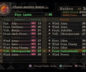 Shin Megami Tensei: Devil Summoner - Raidou Kuzunoha vs. the Soulless Army Files