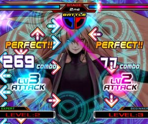 Dance Revolution SuperNOVA Videos