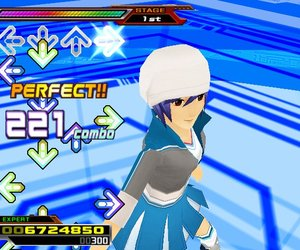 Dance Revolution SuperNOVA Files