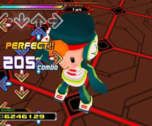 Dance Revolution SuperNOVA Screenshots