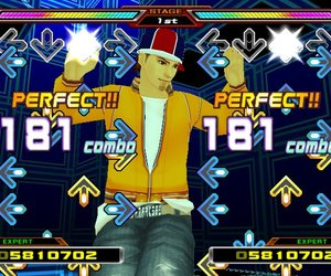 Dance Revolution SuperNOVA Chat