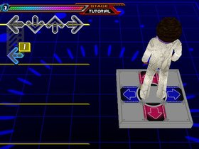 Dance Dance Revolution SuperNOVA Screenshot from Shacknews